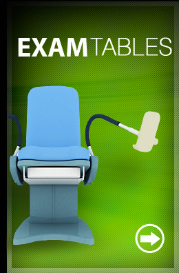 Exam Tables Doctors Midmark Ritter